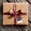 Kit d'étiquettes Cadeau