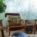 Film décoratif Oriental Film occultant décoratif au mètre
