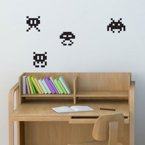 Kit de Space Invaders