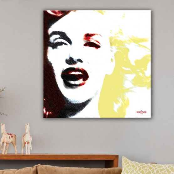 Tableau Marilyn Tableaux Tribute Gali Art