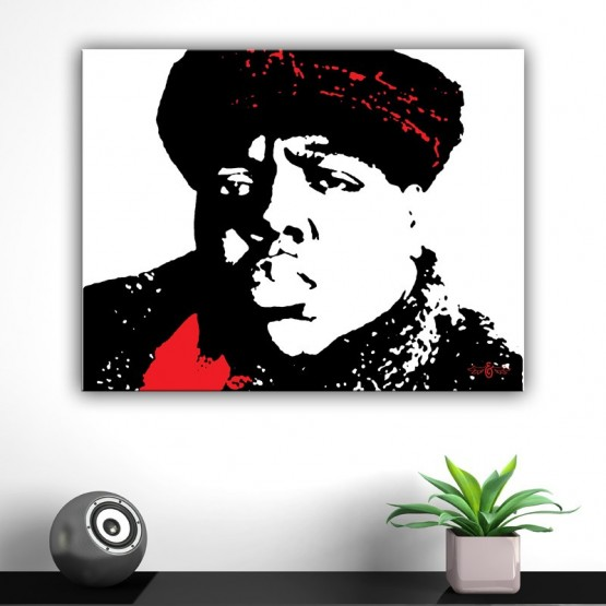 Tableau Notorious B.I.G.