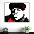 Tableau Notorious B.I.G. Tableaux Tribute Gali Art