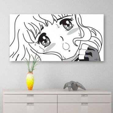 Tableau Manga Eyes