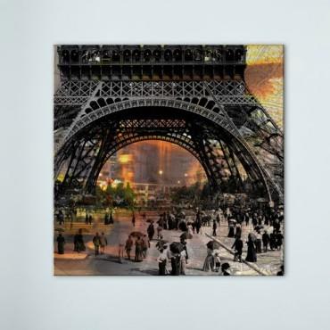 Tableau Paris Belle Époque