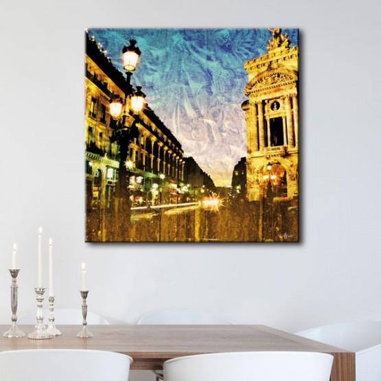 Tableau Paris Baroque