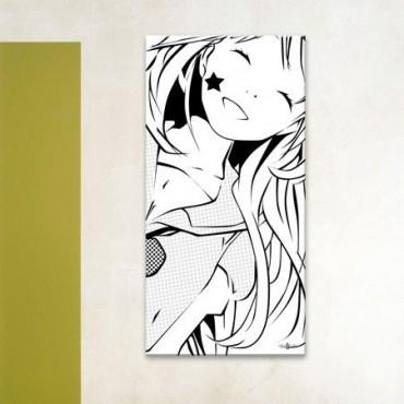 Tableau Manga Fille Shojo Kawaii