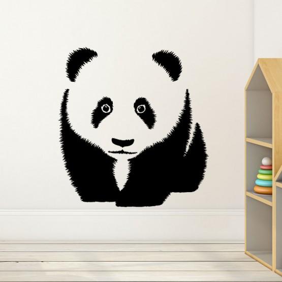 Sticker Panda Stickers Nature Gali Art