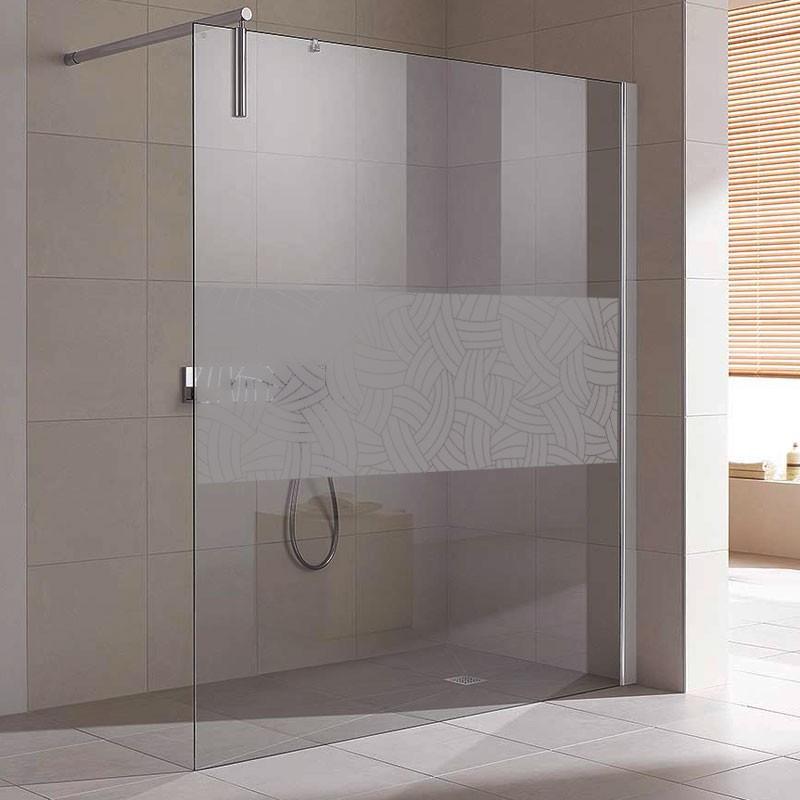 stickers paroi de douche zen excellent gratifiant. Black Bedroom Furniture Sets. Home Design Ideas