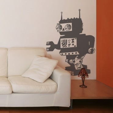 Sticker Monsieur Robot