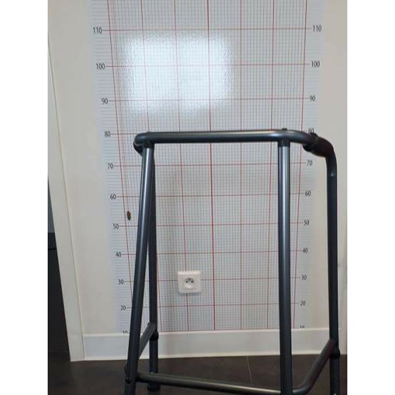 Sticker Stereometre - Grille de posture pour podologue Stickers Imprimés Gali Art