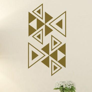 Stickers décoration géométrique