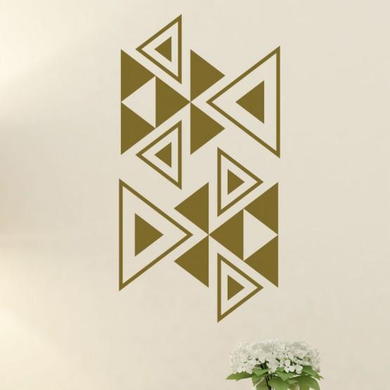 Stickers décoration géométrique Stickers Graphiques Gali Art