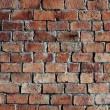 Sticker Tête de Lit Mur de Brique ocre