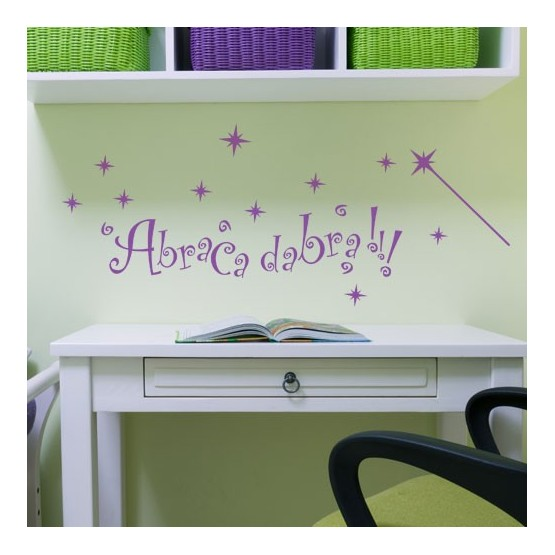 Stickers ABRACADABRA Stickers Chambres Enfants Gali Art