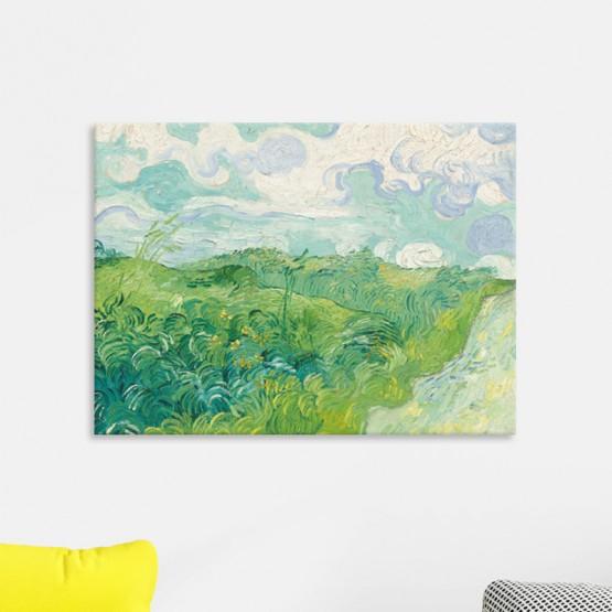 Champs de Blé de Van Gogh Tableaux de Maitre Gali Art