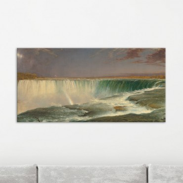 Tableau Niagara de Frederic Edwin Church