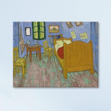 La Chambre à coucher de Vincent Van Gogh