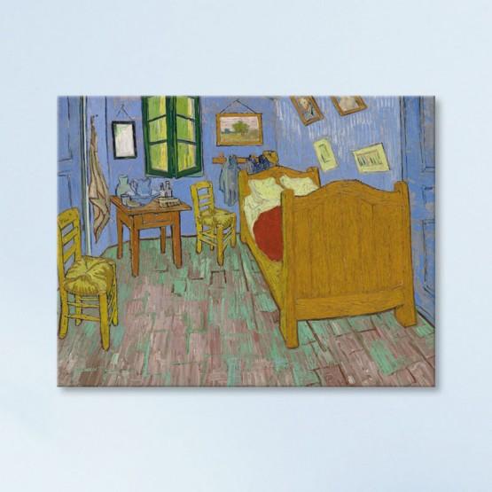 La Chambre à coucher de Vincent Van Gogh Tableaux de Maitre Gali Art