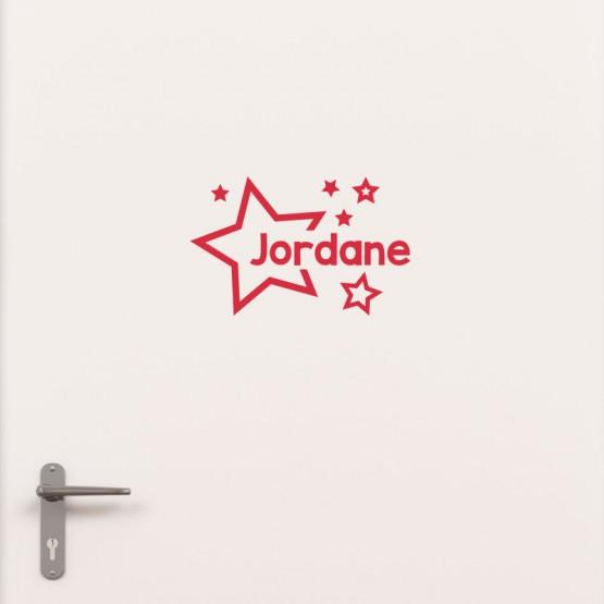 Kit Porte de Star avec prénom