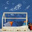Décor mural Astronaute