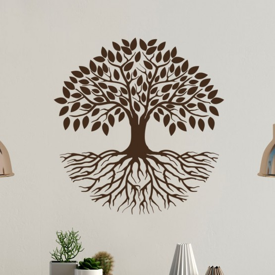 arbre de vie mural d coration zen pour la m ditation. Black Bedroom Furniture Sets. Home Design Ideas
