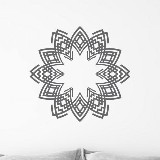 Mandala Vibratoire Stickers Zen Gali Art