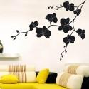 Stickers Branches d'Orchidée