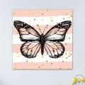 Tableau Papillon et Confettis Tableaux Animaux Gali Art