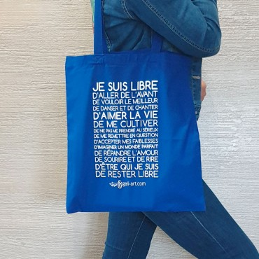 Tote Bag Gali Art