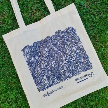 Tote Bag Vague Nippone