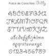 Sticker Etoiles Personnalisé avec Prénom Stickers Chambres Enfants Gali Art