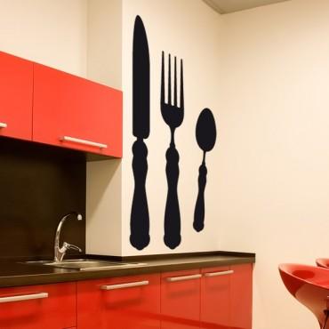 sticker tasse caf d coration murale pour la cuisine gali art. Black Bedroom Furniture Sets. Home Design Ideas