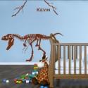 Sticker Dinosaure à personnaliser