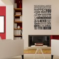 Sticker Texte Motivation Stickers Texte et Citations Gali Art