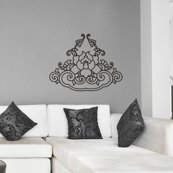 Sticker Arabesque Lotus