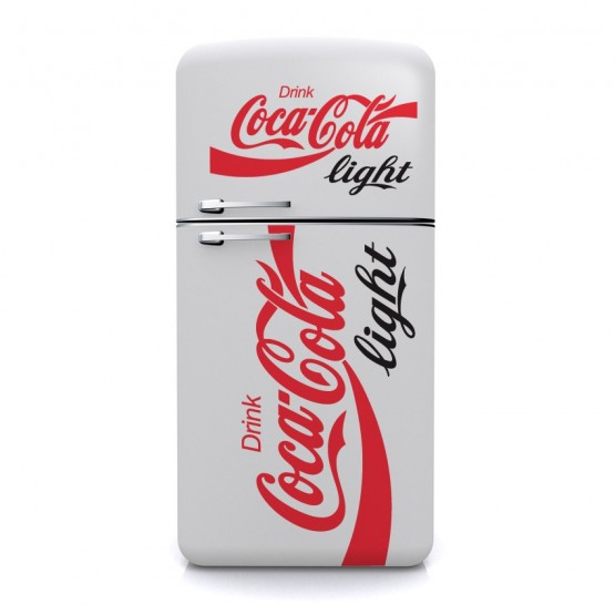 Sticker Coca-Cola Light