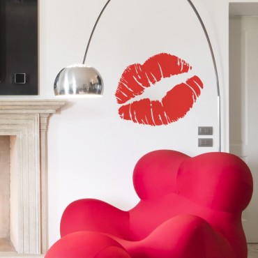 Sticker Big Kiss