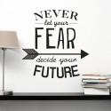 Texte Decide your Future
