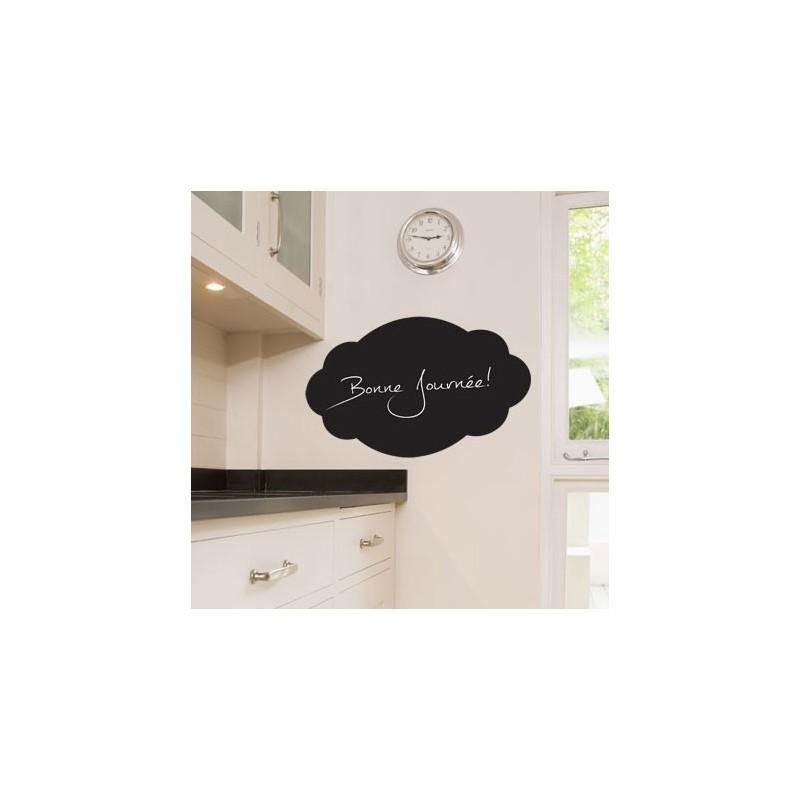 sticker ardoise vintage d coration pour cuisine moderne. Black Bedroom Furniture Sets. Home Design Ideas