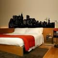 Sticker Tête de Lit New York