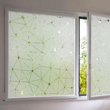 Sticker fenêtre occultant Constellation