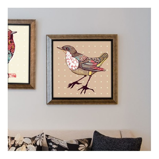 Tableau Rossignol Tableaux Animaux