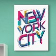 Tableau Design New York City Tableaux Urbain
