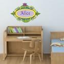 Sticker Prénom de Princesse