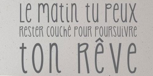 Stickers Texte et Citations