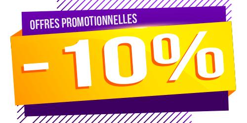 Les Offres à -10%