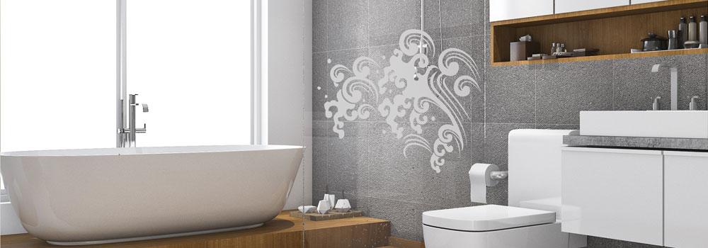 Stickers décoratif pour vitre