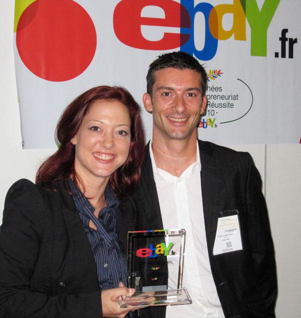 Trophée de l'entrepreneuriat - Gali Art
