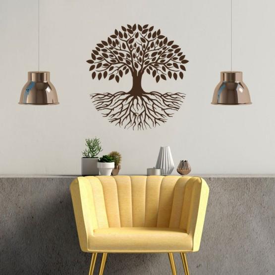 Sticker mural arbre de vie