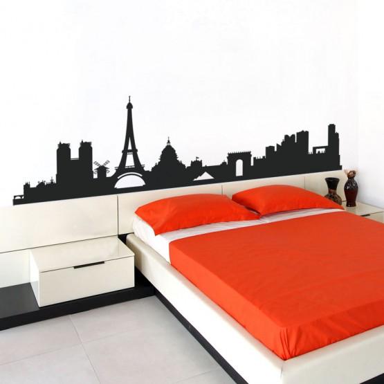 Skyline de Paris - Gali Art ©